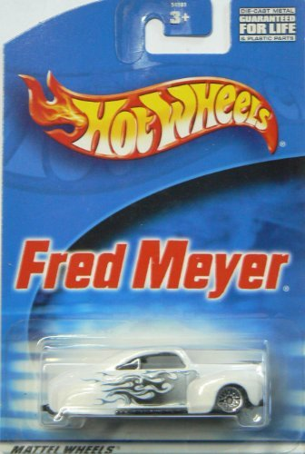 TAIL DRAGGER * FRED MEYER * Exclusive 2000 Hot Wheels Special Edition 1:64 Scale Die-Cast Vehicle (Fred Meyer)