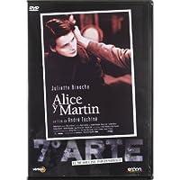 Alice Y Martin