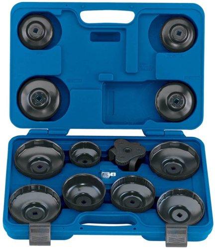 Draper Expert 40104 13 pièces 3/20,3 cm carré d'entraînement Filtre à Huile Tasse de Douilles (Europe)