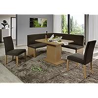 Suchergebnis auf Amazon.de für: Eckbankgruppe, 4-teilig - Möbel ...