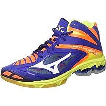 Mizuno Hurricane MID - Scarpe Pallavolo Uomo - Men's Volley scarpe - Size ( EU 47 - CM 31 - UK 12 ) Bajo Precio De Descuento Tarifa De Envío yQh2Rh3X