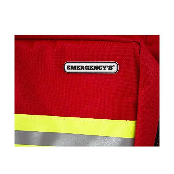 Bolsa Ligera para emergencias | roja | Elite bags 18