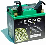 Motorradbatterie Lithium Ionen TECNO 53030 12V