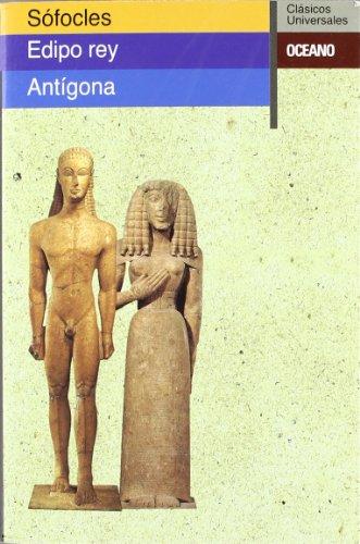 Edipo Rey - Antigona (Clasicos Universales) por Sofocles