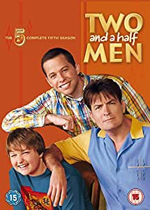 Two And A Half Men - Season 5 [DVD] [2009]