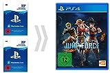 PSN Guthaben-Aufladung für Jump Force - Standard Edition [PS4 Download Code - deutsches Konto]