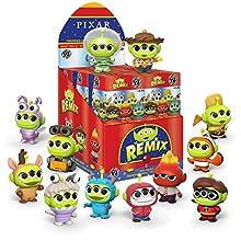 Funko- Mystery Mini: Disney Pixar-Alien in Costumes Figura da Collezione, Multicolore, 49094