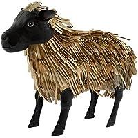 Vaca para decoración de jardín Supa