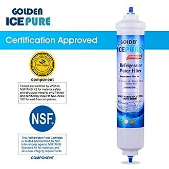 Wasserfilter für Kühlschrank Bild