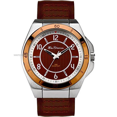 ben-sherman-rose-gold-bezel-brown-strap-watch-r928
