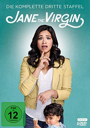 Jane the Virgin - Die komplette dritte Staffel [5 DVDs]