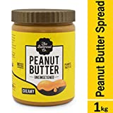 The Butternut Co. Unsweetened Peanut Butter - Creamy (1 KG)