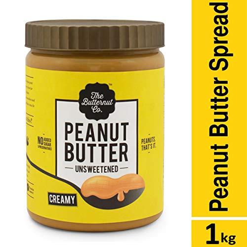 6. The Butternut Co. Unsweetened Peanut Butter