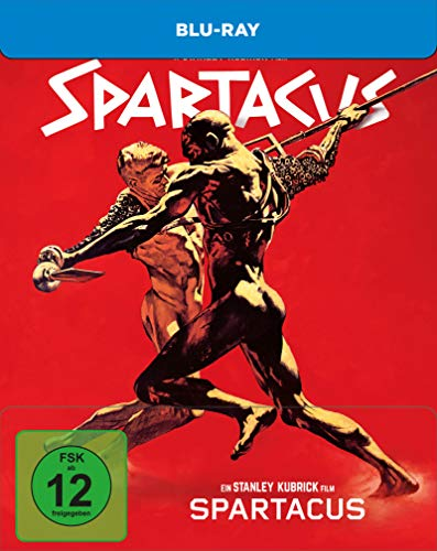 Spartacus - BD - Steelbook [Blu-ray]
