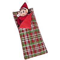 "PMS 4.7/8""W) x12""(L) Patterned ELF Sleeping Bag W/Pillow W/H-"