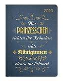 Ladytimer Vintage 2020 - Taschenkalender A6 (11 x 15) - Weekly - 192 Seiten - Notizbuch - Terminplaner
