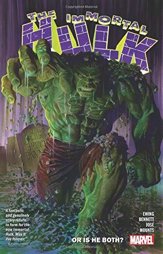 Immortal Hulk Vol. 1: Or Is He Both? (Incredible Hulk) por Al Ewing