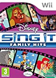 Nintendo Wii Disney Sing It Filmhits UK Import auf deutsch spielbar Neu&Ovp