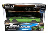 2012 Dodge Challenger Off Road Fast and Furious 1:24 Jada Toys 97364 Model Kit