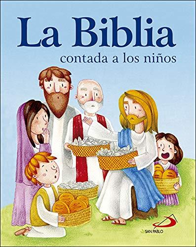 La Biblia contada a los niños (Biblias infantiles)