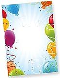 Motivpapier-Briefpapier für den Geburtstag 50 Blatt DIN A4 90g bunt Motiv-Papier