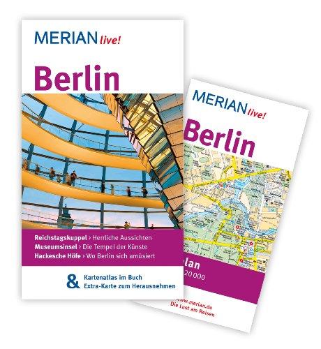 Image of Berlin: MERIAN live! - Mit Kartenatlas im Buch und Extra-Karte zum Herausnehmen