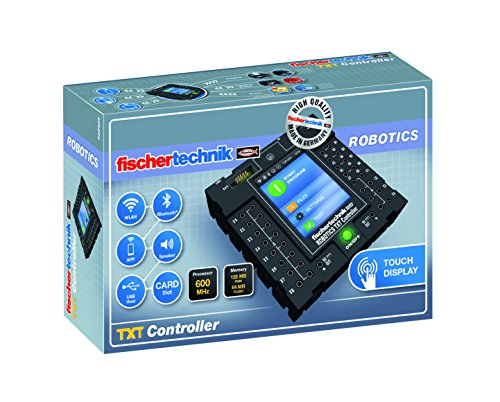 Fischertechnik 522429 - TXT Controller (Motor Digital-kamera)