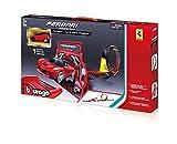 Bburago - 2043182 - Circuit De Voiture - Ferrari Gogears Loop & Race Challenge...