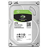 Seagate Barracuda Hard-Disk Interno, 3 TB