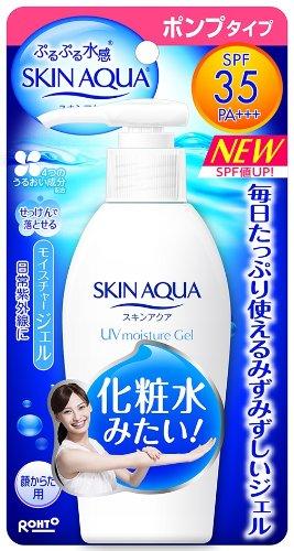 Skin Aqua Moisture Gel Pomp Type - 150g
