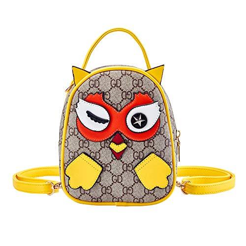 Kinder Taschen Mode Casual Süße Schultertaschen Kindergarten Taschen multifunktionale Schulter Slash Bag (Kinder Slash Und)