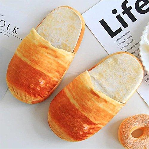 3 Delle Donne Unisex Zampa Pantofole Uomini Calde Inverno Cotone Minetom Pantofole Stile Coperta Di Peluche Di Dours G Pistone TOFxgnq