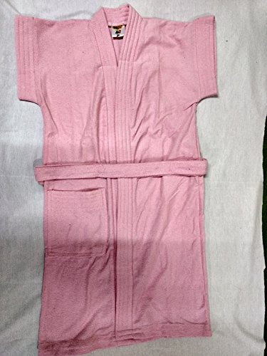 Darling Plus RE 101 Baby Pink Bathrobe - Girls - For 2-3 years