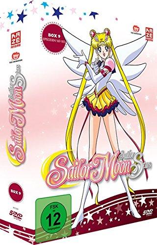 Sailor Moon Stars - Box Vol. 9 [5 DVDs] -