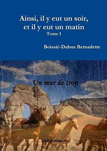 Et Il Y Eut Un Matin [Pdf/ePub] eBook
