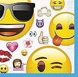 "5""Emoji Servilletas de papel, pack de 16"