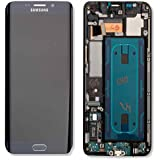 Samsung Galaxy S6 Edge Plus SM-G928F schwarz-blau Display-Modul + Digitizer GH97-17819B