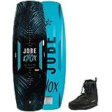 jobe knox premium wakeboardset 143cm mit nitro bindungen 8\9.5