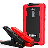 Best Batterie Booster Packs - GOOLOO 600A Peak SuperSafe Voiture Jump Starter Portable Review