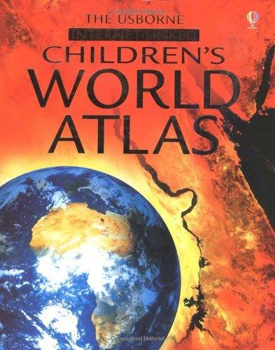 Childrens World Atlas Internet Linked by Stephanie Tunnbull (December 01,2002) par Stephanie Tunnbull