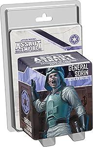 Asmodee-ubiswi20-Star Wars-Asalto Empire-General Sorin-tacticien Brutal