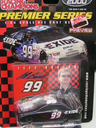 racing-champions-50th-anniversary-1998-press-pass-collector-series-ricky-rudd-no-10-tide-ford-taurus