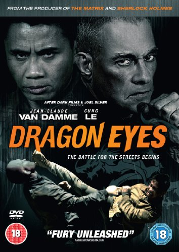 Bild von Dragon Eyes [DVD] [UK Import]