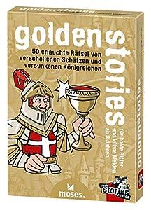moses. - Goldes stories, juego de cartas, para 2 jugadores (versión en Aleman)