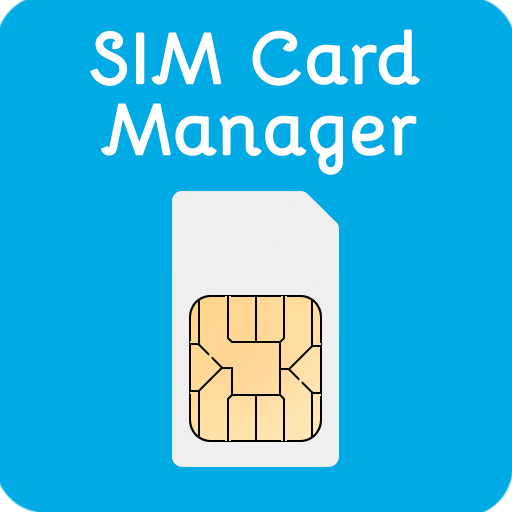 SIM Card Manager Cellular Card
