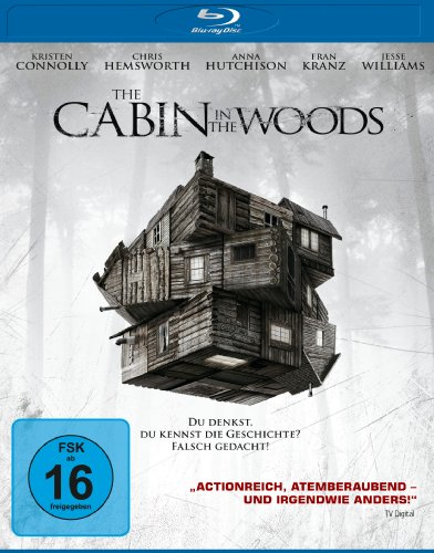(The Cabin in the Woods [Blu-ray])