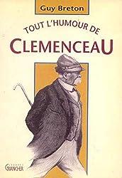 Tout l'humour de Clemenceau