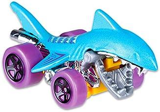 Tiny Toes Hot wheels Shark Bite, 1:64 Scale Street Beats