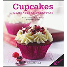 Editorial juventud, s.a. M263689 - Libro cupcakes magdalenas creativas (REPOSTERIA DE DISEÑO)