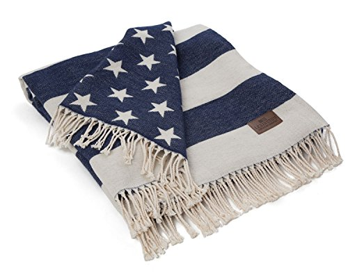 lexington-icons-flag-throw-white-navy